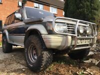 ,93 Mitsubishi Pajero (Shogun) LWB 2.8 Diesel Auto. Super truck, reliable & very capable