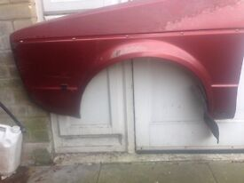 Breaking parts Mk1 Golf Caddy Jetta door wing bumper and more please phone can deliver.