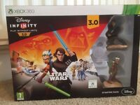 Xbox 360 - Disney's Infinity 3.0 Star Wars Starter Pack - Played once!