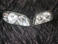 Fiat Punto Headlights (03-06)