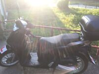 Motor Bike Honda SH125I ABS