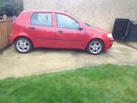 Fiat Punto Active 1.2 FULL 12 MONTHS MOT NEW EXHAUST NEW CLUTCH