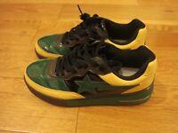 Bape shoes Size 25cm US7