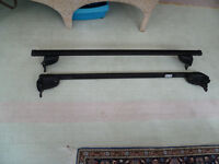 Set of Atera Roof Bars for Large Citroen or Peugeot Cars