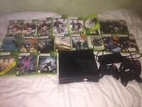 HUGE XBOX 360 BUNDLE W/ 19 GAMES