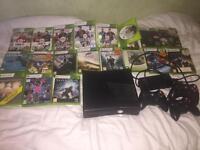HUGE XBOX 360 BUNDLE W/ 19 GAMES