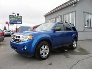 2011 Ford Escape XLT aucun credit refusé