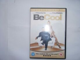 Be Good. DVD. Used