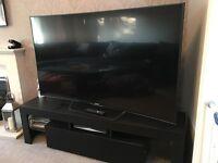 "GOOD AS NEW Sony KD65S8005CBU 65"" Smart (Built in Wifi) 3D 4K Ultra HD Curved TV"
