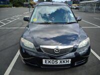 Mazda Mazda2 Capella Hatchback 2005 1.4 5dr Petrol Black Auto Automatic 12 Months MOT Full Service