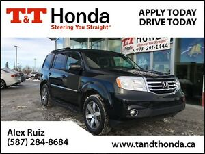 2015 Honda Pilot Touring *Local, Navi, Back-up Camera*