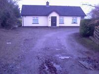 BATTLEFORD RD BENBURB ARMAGH/DUNGANNON. HOUSE FORRENT
