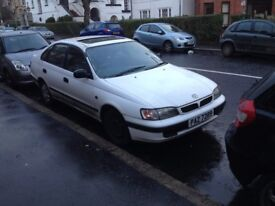 Toyota Carina QUICK SALE £200 ono SOLD