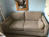 Light grey next sofa for sale