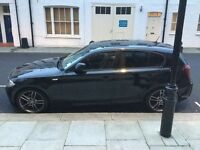 BMW 1 series, 2 keys, full service history, 24km, millage, 1 previous lady owner.