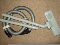 six hoses,six pipes and six floor tools
