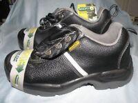 Steel Toe Cap Work Shoes Size 6UK 39EU