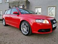 Audi A4 Avant 2.0 TDI 170 S Line Special Edition