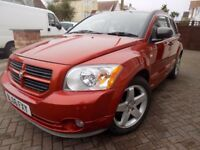 2006 Dodge Caliber SXT Sport 2.0L 6 Speed Diesel