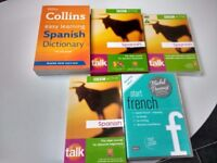 BBC Spanish Course and start French CD