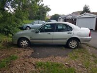 Rover 45 (2004(1.6) low mileage