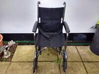Wheelchair Adult size (small wheel) in clean good working order