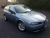 2004 Alfa Romeo 156 sportwagon 1.9 jtd turismo 140bhp