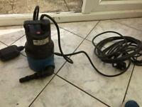 Offers!! Submersible water pump DRAPER