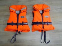 Children's Baltic Life Jackets - £15 for 2