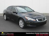 Honda Accord Sedan EX-L 2010 NAVIGATION