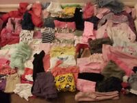 Girls 2-3 years clothes bundle over 83 items