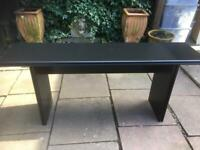 Side table into full table/ desk. Now reduced to £85.00