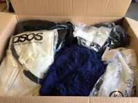 Wholesale ASOS Clothing Joblot Plus Highstreet and Designer Brands