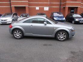 Audi TT 1.8 T Coupe Quattro 3dr LOW MILEAGE 2006