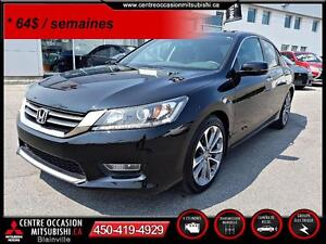 2013 Honda Accord Sedan SPORT MANUEL CAMERA