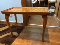 Little table, no longer needed