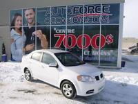 2009 Pontiac G3 Wave SE AUT AC GROUPE ELECTRIQUE AUT AC GROUPE E