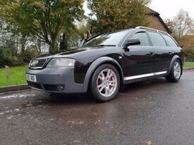 Audi A6 ALLROAD 2.5 TDI (please read Ad)