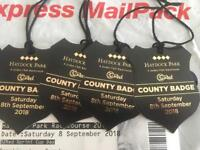 Horse Racing tickets Haydock -Sold