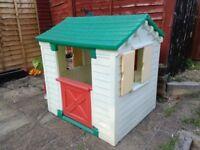 Used kid garden house