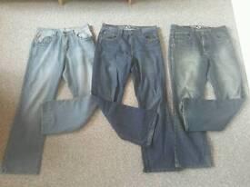 Mens cherokee jeans bundle 32 34