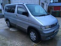Mazda bongo 2.5TD camper/day van