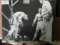 CLASSIC BOXING MOMENTS ON CANVAS PRINTS