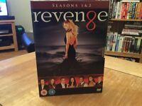 Revenge series 1 & 2 DVD