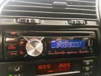 JVC KD-R443 MP3 player car audio AUX USB