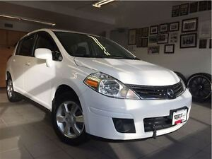 2012 Nissan Versa 1.8 SL 1 OWNER LOCAL TRADE!!!