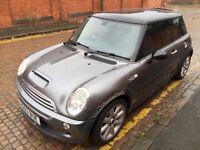 Mini Cooper S Hatch 2003 breaking for parts