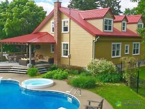 575 000$ - Maison 2 étages à vendre à Loretteville