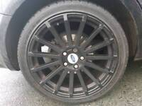 "18"" Ford RS ALLOYS"