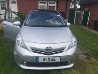 Toyota Prius+ 1.8 VVT-i Hybrid T Spirit CVT 5dr (7 Seats) Leather, Sat nav, Bluetooth